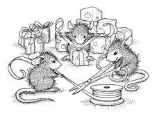 house mouse digistamps - Google zoeken