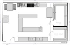 Restaurant Kitchen Plan Dimensions finish schedule example | hw#7:finish plans | pinterest | bath