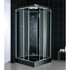 Check out the Dreamline SHJC-6140405-01 Reflection Jetted and Steam Shower in Chrome priced at $2,369.50 at Homeclick.com.