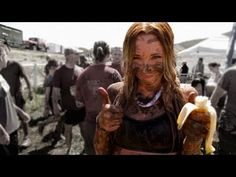 Check out the Dirty Dash! http://www.thedirtydash.com/   Music was done by Kyle Andrews. You can download the song from this video in the link right below. http://itunes.apple.com/us/album/you-always-make-me-smile/id378318741?i=378318753  As far as The Dirty Dash goes. They put on 5K and 10K races in several different places across the United St...