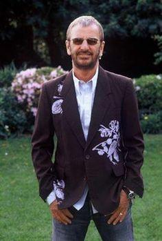 Love that jacket Ringo