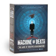 Machine of Death: The Game of Creative Assassination (Base Game) $37USD