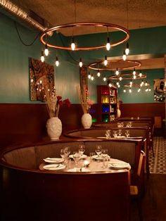 Halv Grek Plus Turk Jungfrug/Tyskbagargatan Chandelier, Ceiling Lights, Table Decorations, Lighting, Eat, Restaurants, Greek, Lunch, Dinner