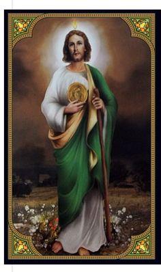 17 Mejores Imágenes De San Judas Tadeo