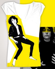 Patti Smith Patti Smith, Tees, T Shirts, Tee Shirts, Teas