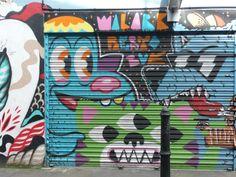 Just off Brick Lane. Brick Lane, Places Of Interest, London, Brick Road, London England