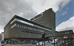 From the motherland of Brutalism: Gavin Paterson and Sons: The Savoy Centre Glasgow Great Britain 19711979http://ift.tt/29JbpSq Photos:  Google Street View 2015 / Andrew Garford Moore 2015