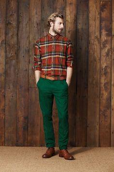 Vintage Fashion Style Men Street style, male fashion #vintage ...