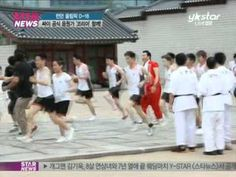 [Y-STAR] Psy, cheerleader (싸이, 국민 응원단장 되다?!)