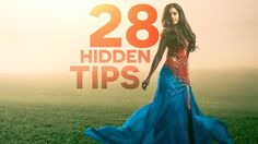GREAT TUTORIAL for tons of tips and tool to use PHOTSHOP 2015 CC Written tutorial and downloadable hotkey chart is HERE: http://tutvid.com/photoshop/28-powerful-hidden-features-of-photoshop VIDEO GUIDE: 0. Intro 0:00 1. De...