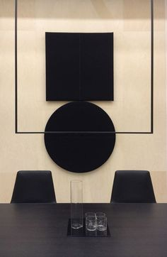 Saloni Milan 2015 Preview: Arper presents Parentesit, the new wall module collection designed by Lievore Altherr Molina Acoustic Wall, Acoustic Panels, Modern Wall Paneling, Workplace Design, Diy Home Decor On A Budget, Wall Sculptures, Office Interiors, Furniture Design, Interior Decorating