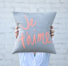 Personalize your own custom pillow case with your own design or text.