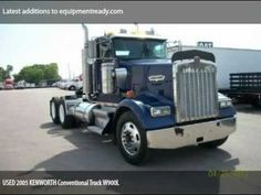 The Legendary Kenworth W900 #Used_Trucks_for_Sale #Kenworth_W900 #heavy_equipment