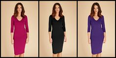 The Jessica Dress by Baukjen now comes in more colors - such a great dress!