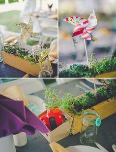 DIY Vintage-Inspired Backyard Wedding: Katie + Tom   Green Wedding Shoes Wedding Blog   Wedding Trends for Stylish + Creative Brides