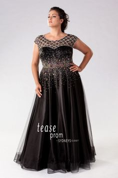 3 Red Carpet Worthy Plus Size Prom Dresses - Strut Bridal Salon