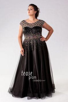 3 Red Carpet Worthy Plus Size Prom Dresses - Strut Bridal Salon