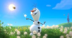 I got Olaf! Which Frozen Guy Are You? | Oh My Disney