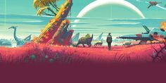 Repair your thrusters and boost back off into space, No Man's Sky is getting a new content update!  Its been a difficult time for No Man's Sky and Hello Games, and they have received some of the harshest criticism we've seen in a long time. Now, it seems Hello Games is trying to regain some favour from their long-lost fans, as they tease at the Foundation update, the first step towards a bigger, better galaxy.
