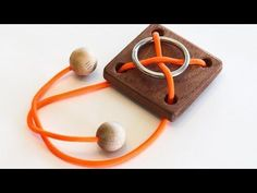 Rope / Ring Puzzle