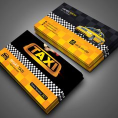 taxi-servicce-business-card-63865 Personal Design