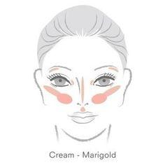 PHYTO-PIGMENTS Flash Luminizer Face Chart Cream - Marigold