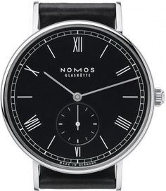 Nomos Ludwig Automatik Anthrazit | Timeless Luxury Watches
