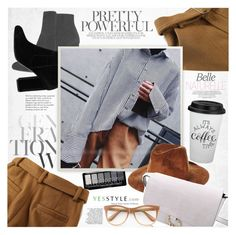 """""""YesStyle - 10% off coupon"""" by vanjazivadinovic ❤ liked on Polyvore featuring MANGO, Tiffany & Co., Brixton, Wildfox, Winter and yesstyle"""