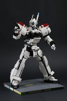 LEGO Patlabor Ingram (built by Alphonse)