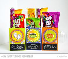 My Joyful Moments: MFT Die-namics Design Challenge Sweet Treats!