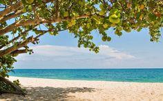 Cuba, Playa Ancon (Photo by Marka/UIG via Getty Images)