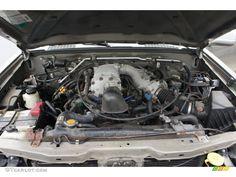 2003 Nissan Frontier Engine | 2003 Nissan Frontier SC V6 Crew Cab 4x4 3.3 Liter Supercharged SOHC 12 ...