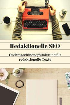 SEO Optimierung: redaktionelle Inhalte