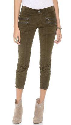 Free People Bedford Skinny Corduroy Pants at Shopbop