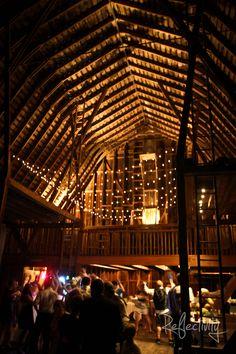 our reception barn! so excited :) Misty Farm Events- Ann Arbor MI