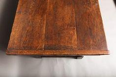 17th Century English Oak Refectory Table thumbnail 5