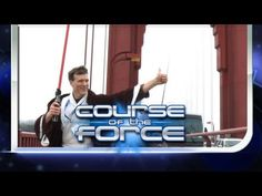The Course of the Force is an Olympic-style lightsaber relay that all aspiring Jedi Knights can take part in. The week long journey from San Francisco to San Diego Comicon benefits the Make-A-Wish Foundations of California. San Diego, San Francisco, Make A Wish Foundation, Jedi Knight, Lightsaber, Video Clip, Golden Gate, Knights, Olympics