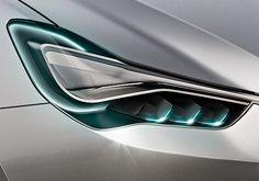 Car Interior Design, Automotive Design, Car Headlights, Motorcycle Design, Transportation Design, Future Car, Car Lights, Car Detailing, Motor Car
