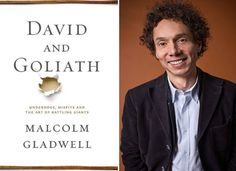 love him! i'm sure this book will be very interesting! Malcolm Gladwell On The Underdog's Advantage | Books | PureWow Books