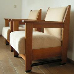 Jaren '30 stoelen