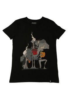 Bando / Tasarım Bayan Tshirt (Lacivert) Zet.com'da 25.90 TL