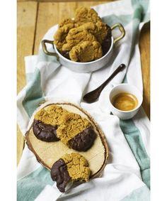 Biscotti al burro di arachidi (senza farina)