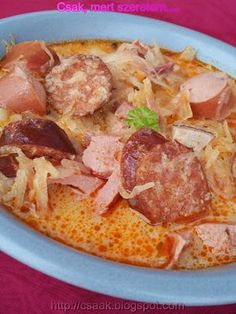 New Year's Eve Hangover Soup - Szilveszteri korhelyleves karfiolleves My Recipes, Diet Recipes, Vegan Recipes, Ketogenic Recipes, Ketogenic Diet, Hangover Soup, Keto Results, Food 52, Keto Dinner