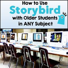 B's Book Love : How to use Storybird with Older Students in ANY subject