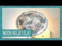 Moon Night Light - HGTV Handmade