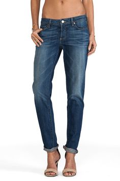 Paige Denim Jacob Loose Skinny in Woodlands from REVOLVEclothing