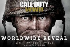 Activision along with Sledgehammer Games has released the trailer for the Call Of Duty: World War II Private Multiplayer Beta! Call Of Duty: World War II syn Xbox One Slim, Assassins Creed, Youtubers, Journal Du Geek, Cod Ww2, Call Of Duty World, Battlefield 1, Battlefield Series, Nova