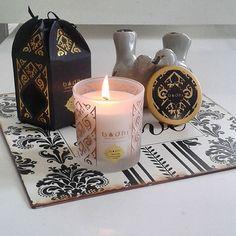TARIF une bougie 24,90€ #bonnefetemamie #fetedesgrandsmeres #cadeau #cadeaux #bougie #bougies #candle #candles #huile #essentielle #huileessentielle #100%naturel #naturel #senteur #ambiance #zen #artifleurs en vente sur Artifleurs durée bougie 40h ♥ #spa #bodhi Bodhi Cosmetics France
