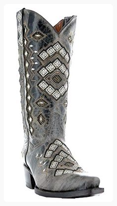 3ac98f1c8f0f7 Inca Vintage Leather Cowgirl Boots by Soto Boots M50022 (11) ( Partner Link