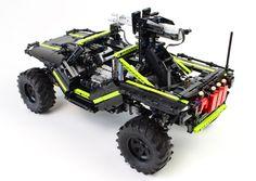 Lego Halo Warthog – Nico71's Technic Creations